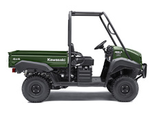 THE MULE 4010 4X4 SIDE X SIDE IS A POWERFUL MID-SIZE TWO-PASSENGER WORKHORSE THAT'S CAPABLE OF BOTH PUTTING IN A HARD DAY OF WORK AS WELL AS TOURING AROUND THE PROPERTY.